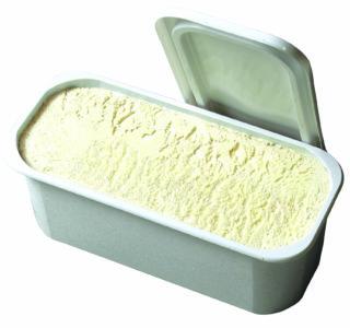 5 L caddy Vanille ijs Gelato Antonio
