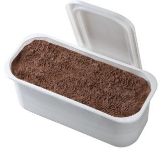 5 L caddy Chocolade ijs Gelato Antonio