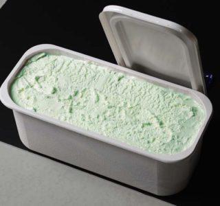 5 L caddy Kersen ijs Gelato Antonio