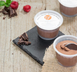 Chocolade Mousse 36x80ml