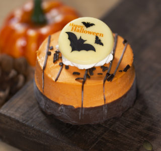 Halloween Mousse