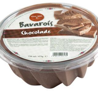 Chocolade Bavarois Tulband