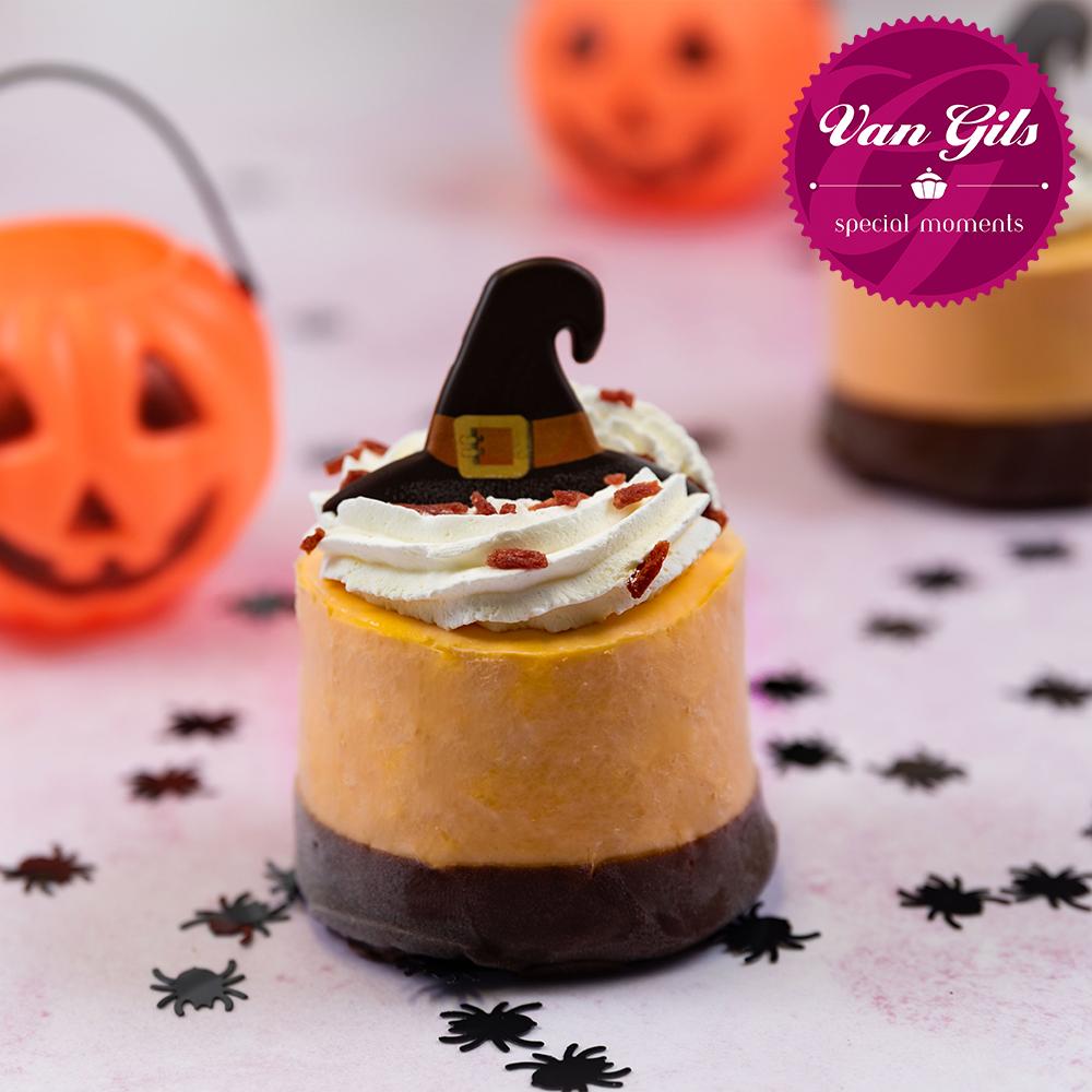 Halloween Mousse Dessert