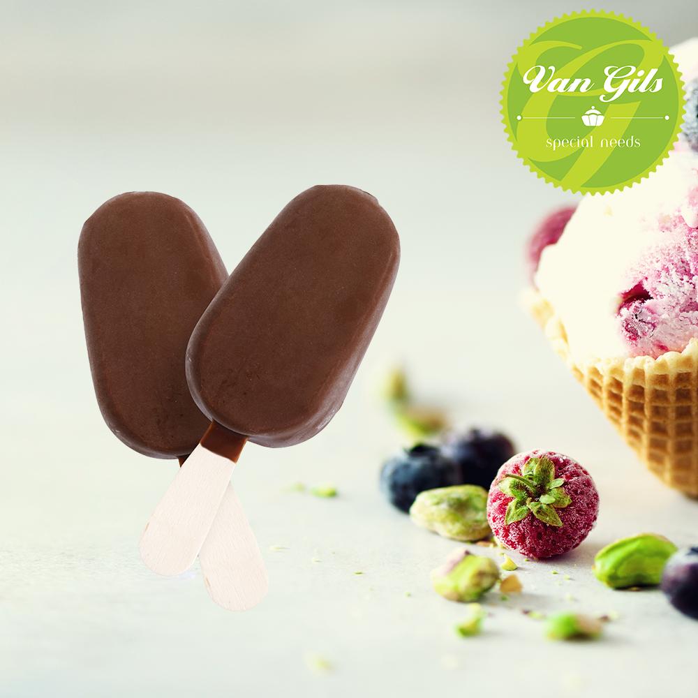 Chocostick Vanille met zoetstoffen