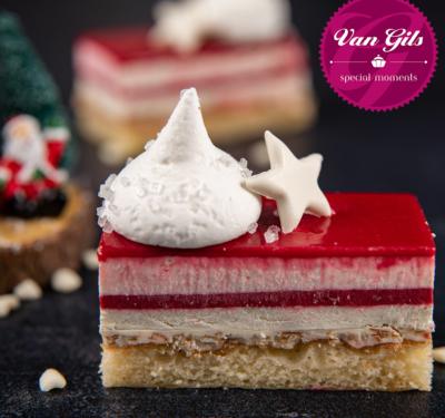 Luxe Kerst Dessert Bavarois